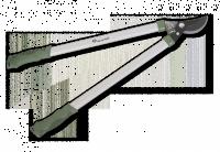 Секатор-сучкорез 65см STANDARD