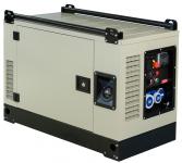 Бензиновый генератор Fogo FH 6001 CRA (AVR)