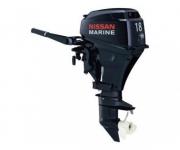 Лодочный мотор Nissan Marine NS 18 E2