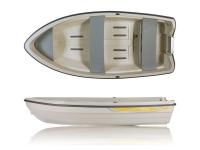 Лодка пластиковая Terhi SUNNY
