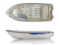Лодка пластиковая Terhi NORDIC 6020 в Бресте