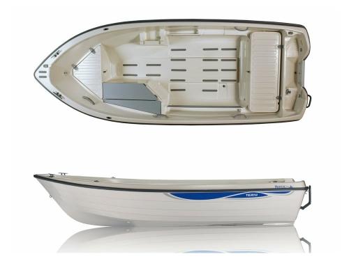 Лодка пластиковая Terhi NORDIC 6020