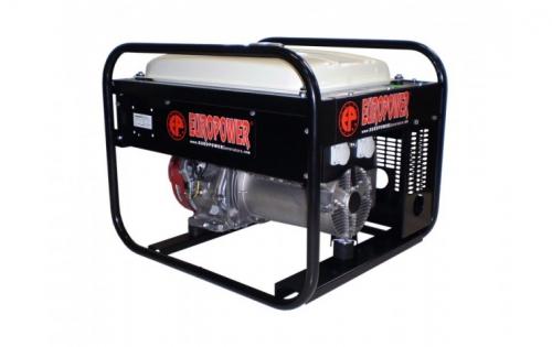 Бензиновый электрогенератор Europower EP4100LN