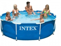 Каркасный бассейн INTEX Metal Frame 28200NP в Бресте
