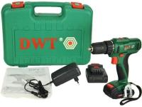 Шуруповерт аккумуляторный DWT ABS-12 BLi-2 BMC
