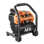 Компрессор аккумуляторный AEG BK18-38BL-0 (без батареи)