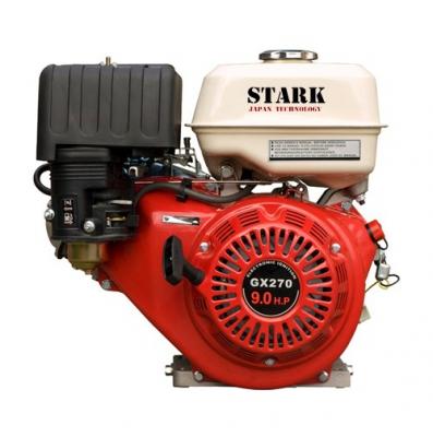 Двигатель STARK GX270 (вал 25 мм, 90х90) 9л.с.