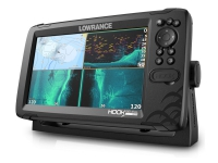 Эхолот Lowrance Hook Reveal 9 Tripleshot в Бресте