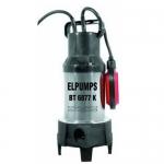 Водяной насос фекальный Elpumps BT 6877К