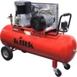 Компрессор ременной KIRK K2080Z/200
