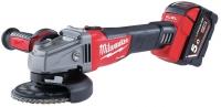 Углошлифовальная машина MILWAUKEE M18 CAG125X-502X