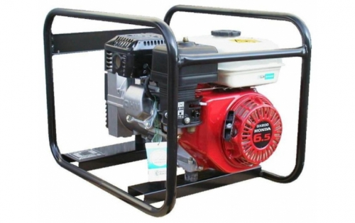 Бензиновый электрогенератор Europower EP4100