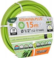 Поливочный шланг Claber Aquaviva Plus 1/2'' (12-17MM) 15 м 9003