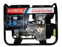 Дизельная электростанция KIORITS (магнум) DV6000CL-ATS
