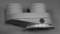 Адаптер для раздельного дымоудаления AZ 377