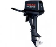 Лодочный мотор Nissan Marine NS 5 B D1