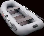 Гребная лодка Посейдон Соло SL-290