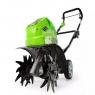 Аккумуляторный культиватор GreenWorks 40V G-MAX  G40TL