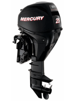 Лодочный мотор Mercury F 25 E EFI (дистанция)