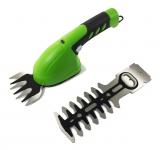 Аккумуляторные садовые ножницы-кусторез GREENWORKS 3,6V