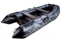 Моторная лодка надувная Адмирал 335