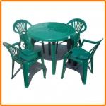 Набор мебели пластиковой Луч (стол круглый) в Бресте