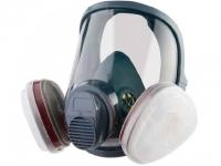 Маска полнолицевая без фильтра Jeta Safety 5950 (байонет. крепл. фильт.,р-р М) (JETASAFETY)