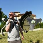 Профессиональный моющий пылесос Soteco Idro Lava