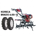 Бензиновый культиватор BRADO GT-850SX