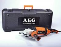Болгарка AEG WS 24-230 GEV