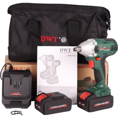 Гайковерт аккумуляторный DWT ABW-18 Bli-2 BMC