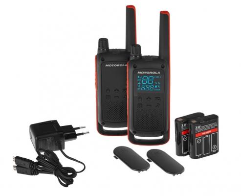 Радиостанция маломощная Motorola TALKABOUT T82