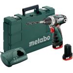 Шуруповерт Metabo PowerMaxx BS Basic 600984500