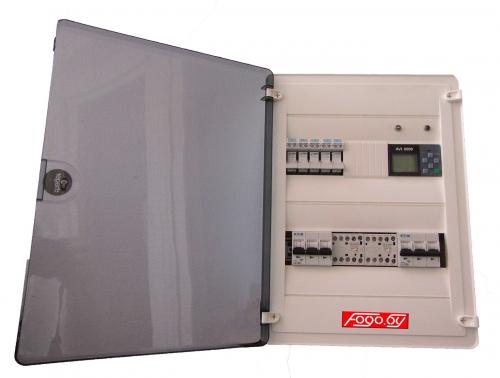 Автомат ввода резерва (AVR ATS) AF-3