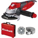 Углошлифмашина Einhell TE-AG 125/750 Kit