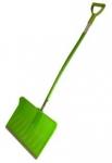 Лопата для снега Re-spect 03-01 с алюминиевым черенком 500х430 мм
