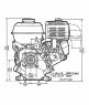 Двигатель Honda GX120