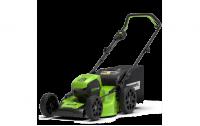 Аккумуляторная газонокосилка GreenWorks GD60LM46HP 60В DigiPro