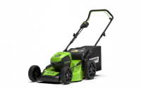 Аккумуляторная газонокосилка GreenWorks GD60LM46HP 60В DigiPro в Бресте