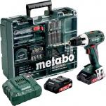 Шуруповерт Metabo BS 18 LT Set 602102600