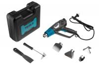Фен строительный (термовоздуходувка) TESLA TH2200LCD