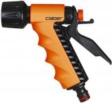 Пистолет-распылитель для полива Claber Ergo spray (блистер) 8539