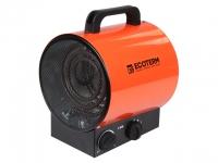 Нагреватель воздуха электр. Ecoterm EHR-02/1E