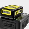 Быстрое зарядное устройство Karcher 18В