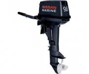 Лодочный мотор Nissan Marine NS 9.8 B