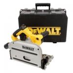 Пила дисковая погружная DeWALT DWS520K