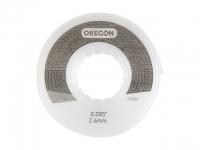 Леска 2,4 мм х 3,86м OREGON Gator SpeedLoad (диск)
