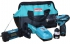 Аккумуляторный ударный шуруповерт Makita HP330DWE в сумке с радио