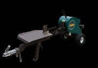 Бензиновый кинетической дровокол JANSSEN СК-P35T с прицепным устройством