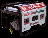 Бензиновый генератор Ресанта БГ-4000Р (64/1/4)